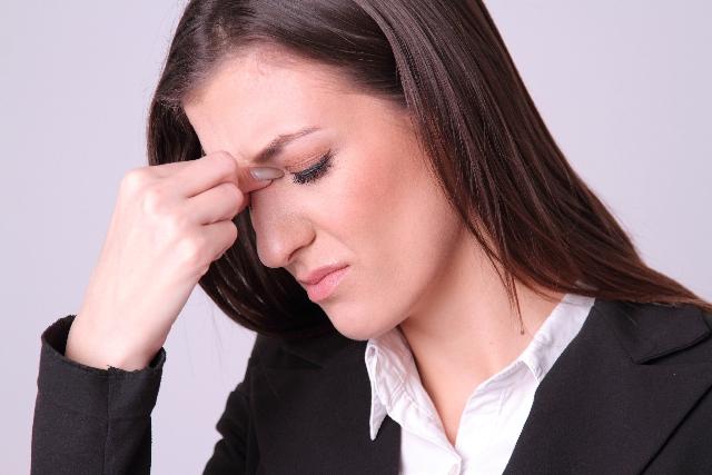 英語 頭痛
