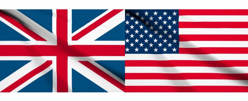アメリカ英語 イギリス英語 違い