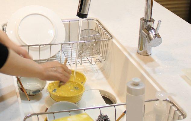 アメリカ英語 イギリス英語 食器洗い