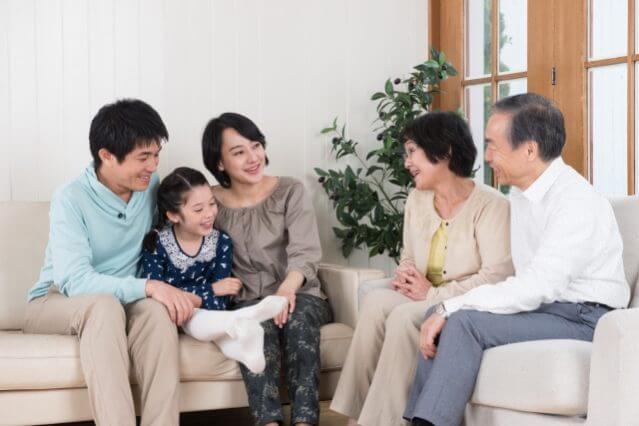 家族信託 メリット