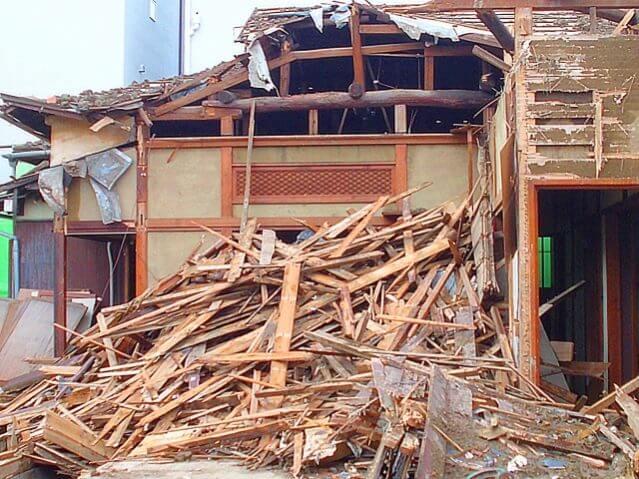 戸建て 解体費用