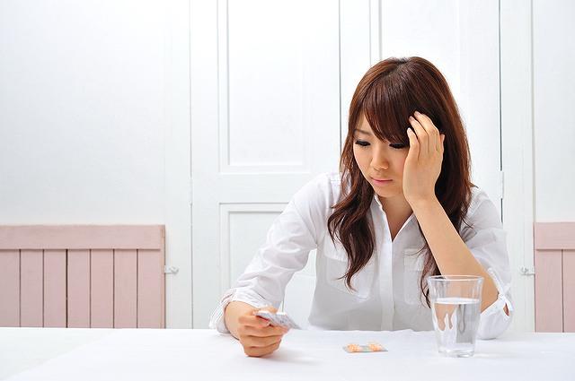 看護婦が鬱病に悩む