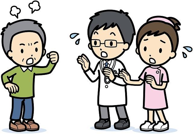 腎不全科で勤務する看護師