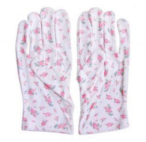 ダイソー綿100手袋